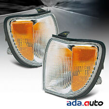 For 1998 1999 2000 2001 2002 2003 Nissan Pathfinder Corner Lights Signal Lamps