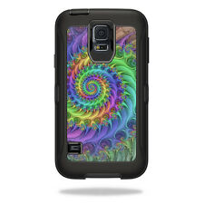 Skin Decal Wrap for OtterBox Defender Samsung Galaxy S5 Case Tripping