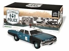 GreenLight 1:18 NYPD New York City NYC Police Chevy Biscayne 1 of 1000