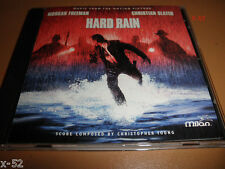 HARD RAIN soundtrack CD Christopher Young SCORE jars of clay OST