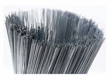 SILVER FLORIST STUB ROSE WIRE 50grms Approx 214pcs FAST DELIVERY 1ST CLASS POST