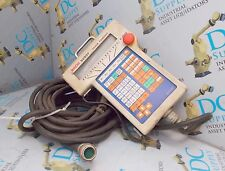 NACHI RTC221 S10-B02 TEACHING CONTROLLER ROBOT TEACH PENDANT