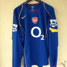ARSENAL LONDON AUTENTIC PLAYER TRIKOT SHIRT JERSEY HENRY 2004-06