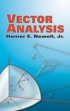 Vector Analysis by Homer E., Jr. Newell (2006, Paperback)