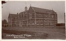 Public Secondary School Southall Nr Ealing unused RP pc Ref A255