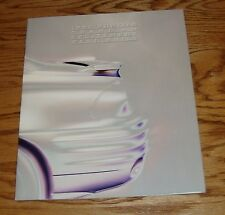Original 1999 Pontiac Grand Am Sales Brochure 99 SE SE1 SE2