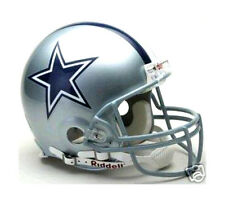 DALLAS COWBOYS NFL FOOTBALL RIDDELL AUTHENTIC PRO LINE FULL SIZE HELMET