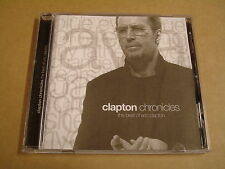 CD / CLAPTON CHRONICLES - THE BEST OF ERIC CLAPTON