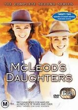 McLEOD'S DAUGHTERS -Complete Second Series - 6-Disc DVD Set  NEW