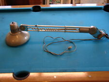 VINTAGE AMPLEX  FLOATING LIGHT -CLAMP ON - FOR DRAFTING / ARCHITECTS!!