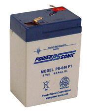 PICKER INTERNational 502 SLA, Sealed lead acid Batteries