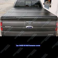 Chevrolet/Gmc Silverado/Sierra 6.6Ft Bed 2007-2015 Hard Tri-Fold Tonneau Cover