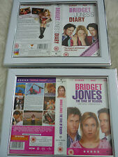 Bridget jones diary & Edge of reason Double Bundle Cover DVD sleeves Framed