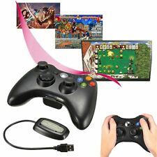 Wireless USB Game Remote Gamepad Joystick Controller for PC XBOX 360 Sony PS3