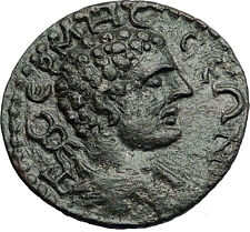 TERMESSOS MAJOR in PISIDIA 2-3CenAD HERMES ATHENA  Ancient Greek Coin i58255