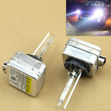 2 X White 35W 6000K 12V Car Auto D1S Front Light Headlight HID Xenon Bulb New