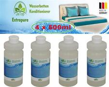 4 x 500ml JaTop Extrapure Wasserbett Konditionierer - Wasserbett Conditioner