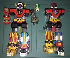 Lot Of 2 Original 1981 Voltron DieCast GB36 GB-36 Y&K Set Japan Lion For Parts