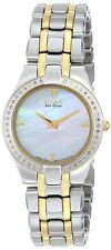 Citizen EG3154-51D Women's Eco Drive Two Tone Stileto MOP Diamond Accented Watch