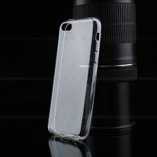 The latest Clear Transparent Soft TPU Silicone Cover Case For iPhone 5C