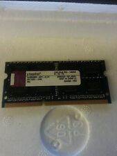 Kingston 2GB PC3-10600 DDR3-1333MHz non-ECC Unbuffered CL9 204-Pin SoDimm