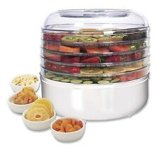 Brand new Food Dehydrator 5 tray Easy To Clean Healthy Foods for beef jerke