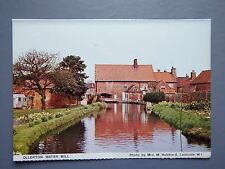 R&L Postcard: Ollerton Water Mill, Nottinghamshire, Lamcote WI