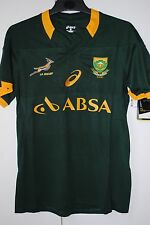 South Africa Springboks Rugby Mens Home Jersey 2015 Size S-XXL