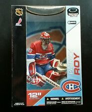 "McFarlane NHL Legends PATRICK ROY Montreal Canadiens 12"" Figure Figurine"
