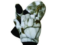 SCENT BLOCKER/WHITEWATER SHERPA GLO-MITT Glove Mitten Realtree AP Snow XL