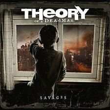 Savages (Explicit) by Theory of a Deadman, Format: Audio CD
