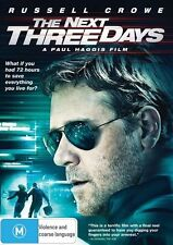 The Next Three Days (DVD, 2011) LIKE NEW.. R1