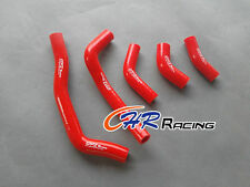 silicone radiator hose kit FOR HONDA CRF450R CRF 450 R 2005 2006 2007 2008 RED
