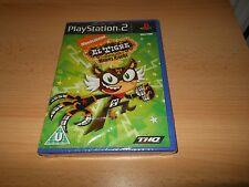 SONY PS2 EL TIGRE THE ADVENTURES OF MANNY RIVERA **NEW AND SEALED**