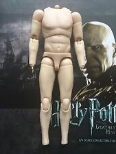 Star Ace Harry Potter & The Deathly Hallows Voldemort Nude Body loose 1/6 scale