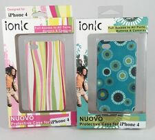 Ionic Nuovo Iphone 4 Case, Pack Of 2