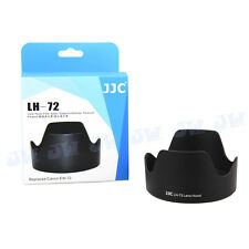 JJC  Lens Hood Tulip for Canon EF 35mm f/2.0 IS USM Replace CANON EW-72