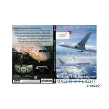Ethiopian Boeing 787 Dreamliner Airport Airline Aircraft DVD Video-NEW