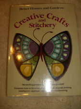 Better Homes And Gardens Creative Crafts And Stitchery - 1976