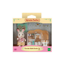 Sylvanian Families Figure & Furniture Set  5015 Chocolate Rabbit Brother Set