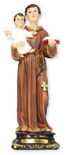 SAINT ANTHONY 130mm STATUE - CANDLES CRUCIFIXES & PICTURES ARE ALSO LISTED 945