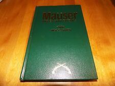 MAUSER RIFLES AND PISTOLS Rifle Pistol Guns Gun Firearms Firearm History Book