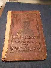 Uncle Sam's Abscess Mormonism Startling Revelations Antique 1884 Mormon