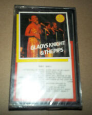 Gladys Knight & The Pips 20 Greatest Hits Cassette - SEALED