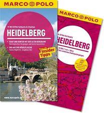!! Heidelberg 2013 Reiseführer UNGELESEN + Extrakarte Marco Polo Neckar