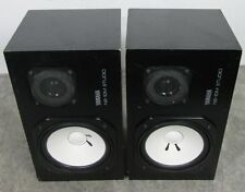 PAIR of Yamaha NS-10M Studio Monitors 2-Way Professional Speakers NS-10-M #883