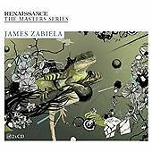 James Zabiela - Renaissance: The Masters Series - (CD 2009) New & Sealed