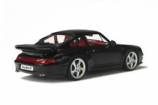 1:18 GT Spirit Porsche 911 993 turbo S black  NEU NEW