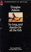 So Long, and Thanks for All the Fish (The Hitch Hiker's Guide to the Galaxy), Do
