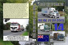 2797. New Zealand. Trucks. February 2014. A road trip to Hamilton finishes the M